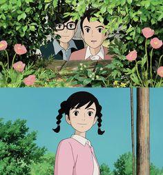 Shiro and and Shun and Umi
