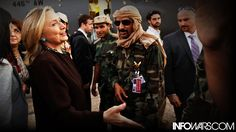 Libyan Army Spokesmen Says Hillary And Obama Colluded With Terrorists In...