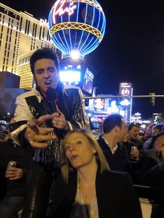 See Vegas with Elvis! #travel #vegas