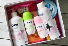 Ma Box Beauté spéciale hydratation du corps #Cien #Lidl @Lidl