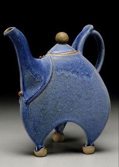 Вдохновляющие экземпляры из удивительного мира чайников - Ярмарка Мастеров - ручная работа, handmade