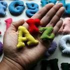 stuffed letters