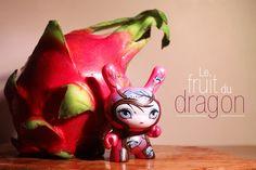 LE FRUIT DU DRAGON THAILANDAIS