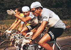 Les légendes du cyclisme Fausto Coppi