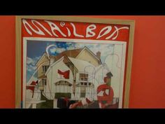Pieter Schoolwerth Model as Painting at MIGUEL ABREU GALLERY - YouTube