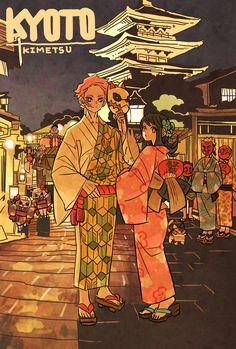 Htf Anime, Fanarts Anime, Anime Art, Demon Slayer, Slayer Anime, Wall Prints, Poster Prints, Character Art, Character Design
