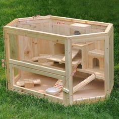 1162b3e88508c8d06c86148ddc6987f3--hamster-house-hamster-cages.jpg 736×736 pixels