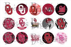 bottlecap images | Oklahoma University Bottle Cap Images Image | Picture | Graphic ...