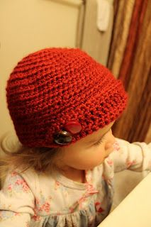 toddler cloche free pattern