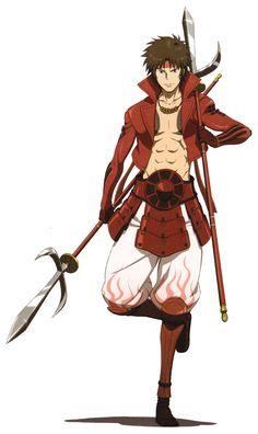 Sanada Yukimura, Sengoku Basara