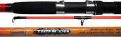 #BowieSRL #Bamboo Caña de pesca Tiger  Características: Fiber Glass serie #BowieSRL #Bamboo