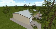 Cool 3D #marketing http://ift.tt/2nAjBbJ #barn #workshop #greenhouse #garage #roofing #DIY