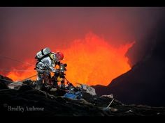 The Most Incredible Volcano Video of ALL Time - YouTube