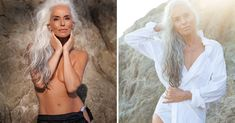 Yasmina Rossi embarked on modeling at an age when models usually retire . Young Models, Old Models, Yasmina Rossi, Beautiful Old Woman, Betty White, Drop Dead Gorgeous, Gorgeous Body, Advanced Style, Ageless Beauty