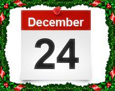 Lucka 24 - 24 December