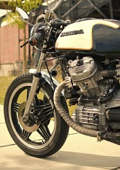C2R #6 - Honda CX500 | Flickr - Photo Sharing!