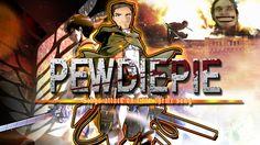 PewDiePie sings Attack on Titan opening in Japanese