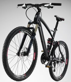 Mercedes-Benz Mountain Bike - Bikes - Men - Bike sport - Collection - Mercedes-Benz Accessories GmbH