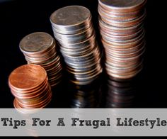 Read these tips to help you live a frugal lifestyle. Find ways to save on everyday life