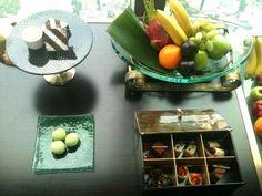 Glass Studio room amenity program for St. Regis Shenzhen | Glass Dinnerware Solutions For Restaurants www.the-glass-co.com