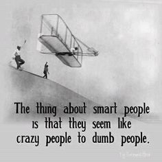 The Wright Brothers experiment with unpowered gliders at Kitty Hawk, NC.... love this So True:)