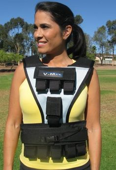 45 lb. V-MAX Womens Weight Vest