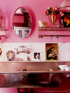 Betsy Johnson Pink Kitchen