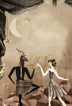 Away with the fairies. Katie Ponder.