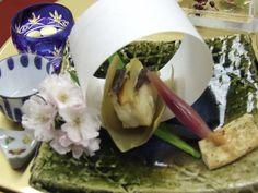 Kaiseki dish