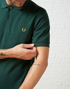 #ARKMENS Fred Perry Slim Fit Polo #fredperry #menspolo