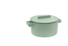 TerraCotto round saucepot