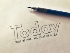 The day is yours.