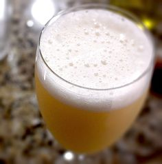 Oliveto Cocktail – It's the world's simplest, most classic cocktail recipe – booze, citrus, sugar – gilded in all the right ways with an emulsion of egg white and olive oil, and the result is spectacular.  By Bowen Close. Get the recipe here http://honestcooking.com/2012/11/22/oliveto-cocktail-recipe/