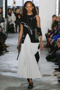 25568a74712 Proenza Schouler ready-to-wear autumn winter  17  18