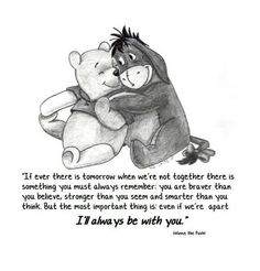 Cute Whinne the Pooh quote