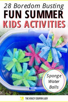 Outdoor Activities For Kids, Summer Activities For Kids, Science For Kids, Summer Kids, Toddler Activities, Preschool Science, Summer Preschool Activities, Summer Science, Steam Activities