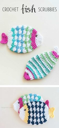 The Best Collection Of Crochet Scrubbies Free Patterns