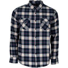 United by Blue Jackson Plaid Shirt ($78) ❤ liked on Polyvore featuring men's fashion, men's clothing, men's shirts, men's casual shirts, mens plaid shirts and mens tartan shirt