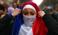 Religion Provides A Code Of Conduct For A Human Being To Live In A Humane Society That Can Not Survive With An Individualistic Ideology Turban, Islam France, Gq, French Government, Niqab Fashion, Les Religions, Evil People, Cardi B, Muslim Women