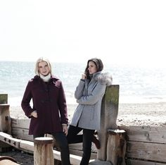 Get your Laura Ashley coat ready for AW15...