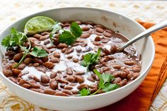Pinto Beans by foodiebride, via Flickr