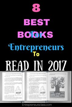 8 best books for entrepreneurs- Must read books for entrepreneurs..