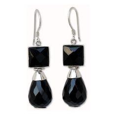 NOVICA Agate dangle earrings (800600 BYR) ❤ liked on Polyvore featuring jewelry, earrings, agate, dangle, dangle earrings, hand crafted jewelry, long dangle earrings, earring jewelry and novica earrings