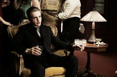 Jimmy Darmody, played by Michael Pitt
