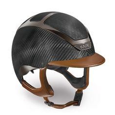 KASK Carbon Xlite Shine - Brown - New In