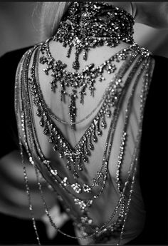 opulence, elegant, over the top, black, timeless, jewels, masterpiece,