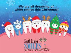 We wish you a molar Christmas.