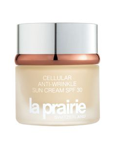 Cellular Anti-Wrinkle Sun Cream SPF 30 by La Prairie at Neiman Marcus.