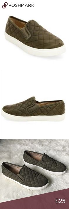 148880cd48 💥Mossimo quilted slip on sneakers