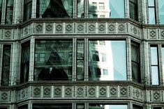 'Reliance Building Detail Chicago, Daniel Burnham' by Crystal Clyburn Daniel Burnham, Chicago School, Antoni Gaudi, Ap Art, School Architecture, Art History, Louvre, Crystals, City